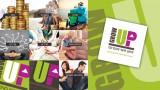 מיתוג ועיצוב גרפי לחברת grow up אימון אישי אינטרנטי (האתר בדרך...)