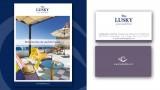 """מיתוג ועיצוב גרפי למלון לוסקי , הירקון 84 ת""""א.  <a href=""""http://luskyhtl.co.il/"""" target=""""_blank"""">לאתר</a>"""