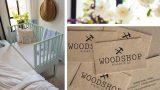 מיתוג ועיצוב גרפי woodshop - נגרות מקומית